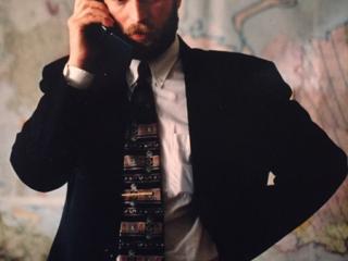 Sergei Pugachev during Boris Eltsin's presidential election campaign (1996) / Sergueï Pougatchev pendant la campagne de l'élection présidentielle de Boris Eltsine (1996) / Сергей Пугачев во время избирательной кампании Бориса Ельцина (1996 г.)